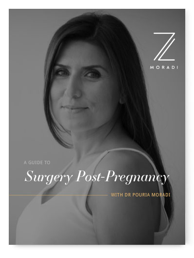 Post Baby Tummy Tuck – Dr Moradi in Cosmetic Surgery Magazine